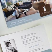 Leanne Lim Realtor Direct Mailer Design