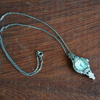 Vintage Necklace - $60