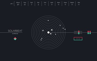 Listen to the Solar System with This Interactive