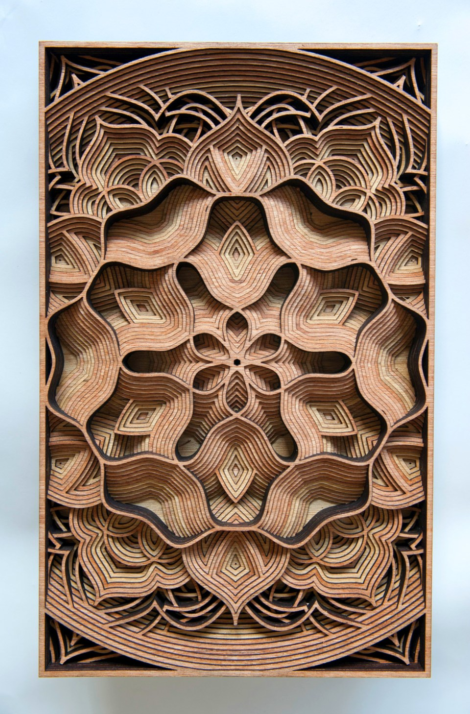 Gabriel Schama laser cut artworks 9
