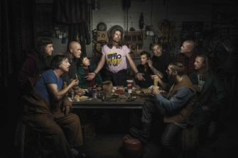 Auto Mechanics Recreate Renaissance Paintings in this Charming Photo Series