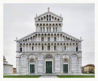 Markus Brunetti's 'Facades' are a Soaring Inspiration of Cathedral Architecture