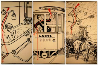 #TBT: 30 Unfortunate Ways to Die of Electrocution, from 1931