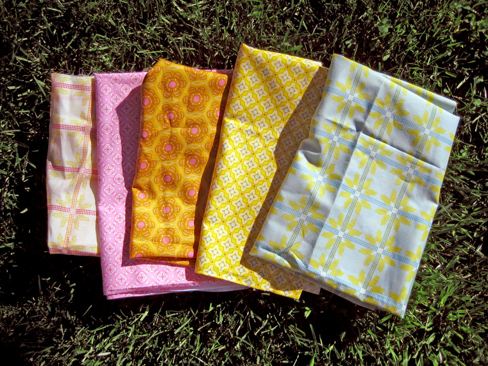 Blog design and baby quilts