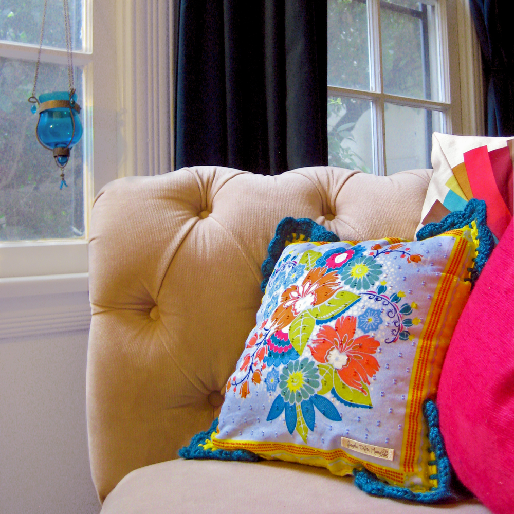 Pillows on sale at the wondercraft!
