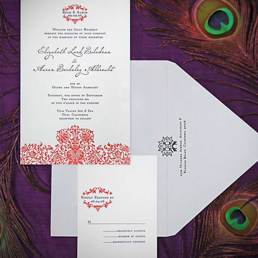 Invitations by Paired Hearts