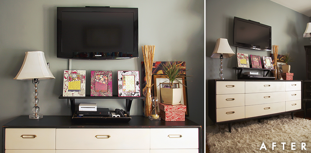 Before & After: Lower that shelf!