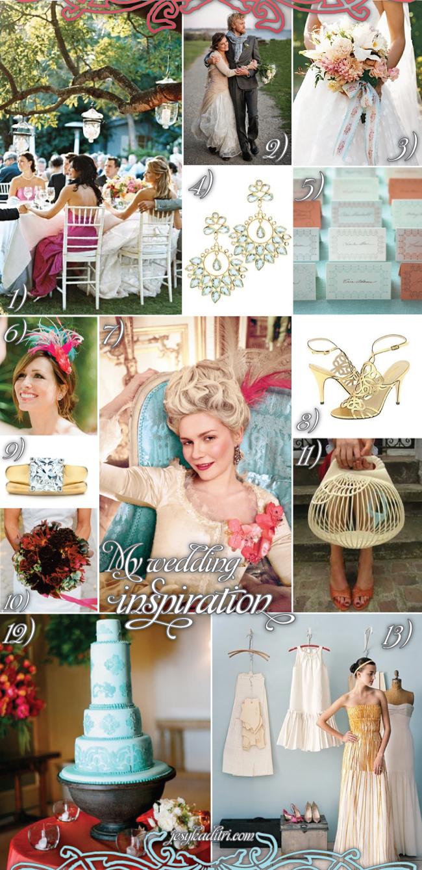 My wedding: Inspiration!