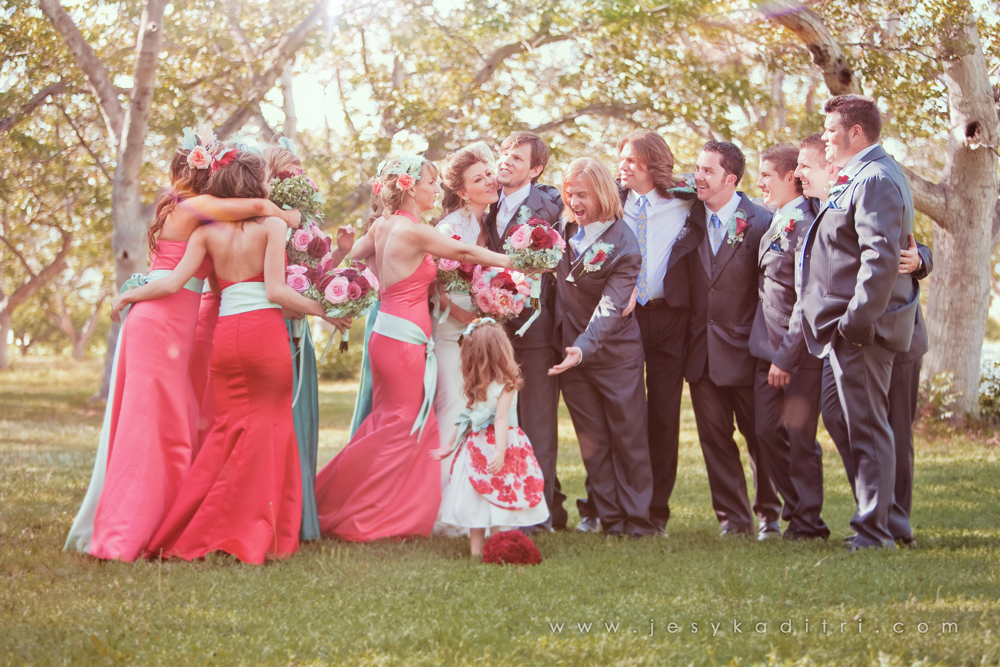 Our Wedding: Bridal Party