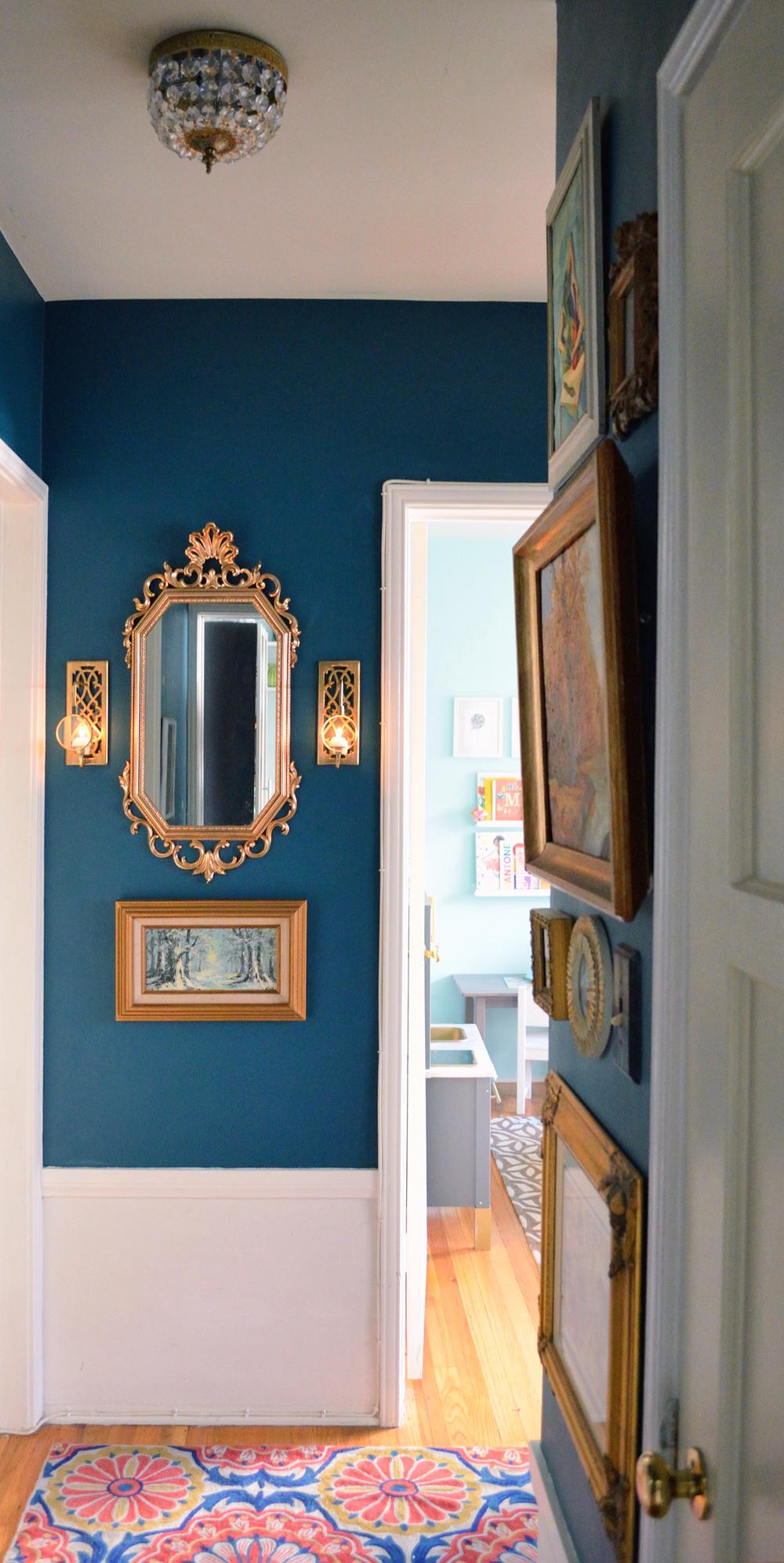 Hallway-Sconces