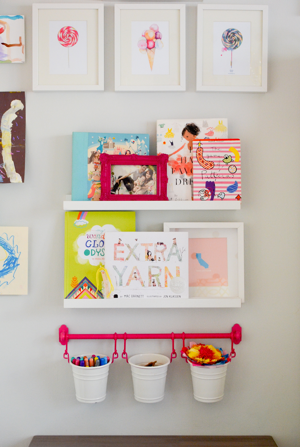 Children's Book display