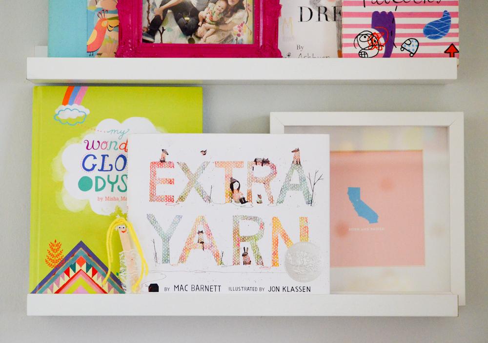 Extra Yarn California Print