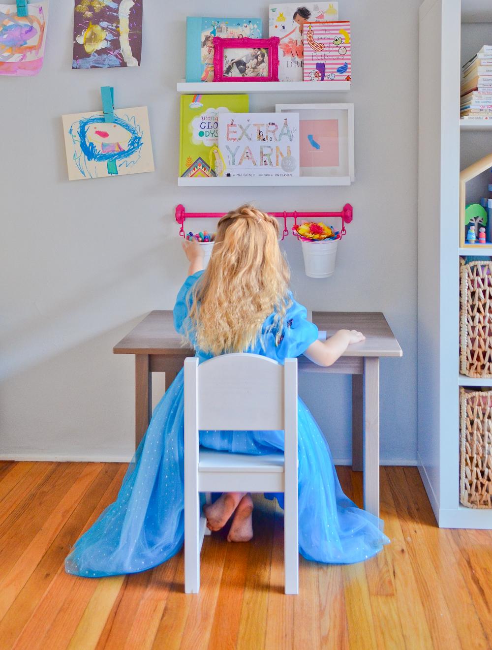 ella princess dress