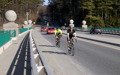 Ledyard Bridge Bikes