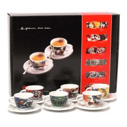 Fashionable Saeco Jeanet Hnig Collection Espresso Image Saeco Jeanet Hnig Collection Espresso Cups Espresso Turkish Coffee Cups