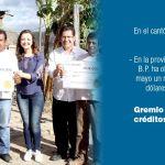 Gremio de ladrilleros reciben créditos productivos
