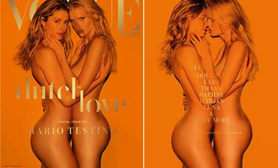 Fashion or Porn controversial Vogue Netherlands cover