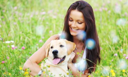 5-worst-adoption-mistakes-woman-dog-field-happy-beautiful, 5 Worst Adoption Mistakes You Can Make