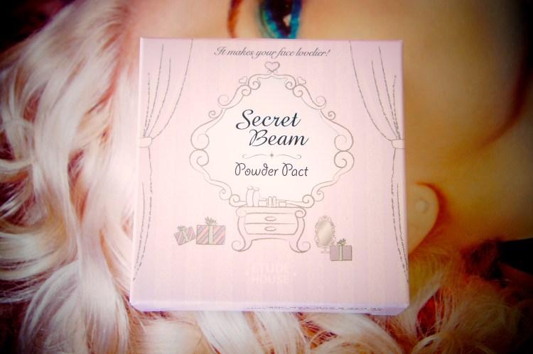 Etude House Secret Beam Powder Pact Review
