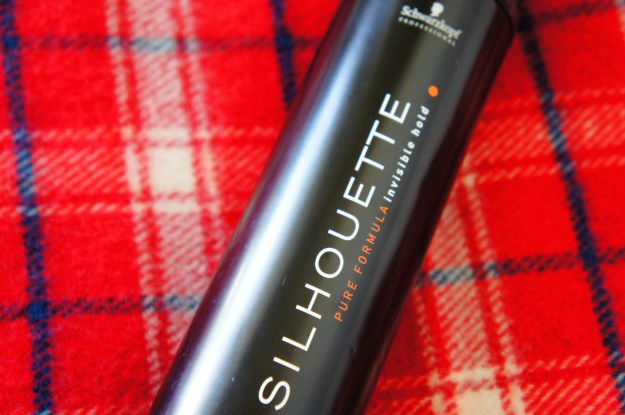 Schwarzkoft Professional Silhouette Pure Formula Invisible Hold Hair Spray