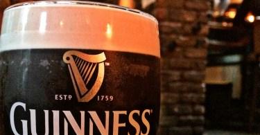 Guinness em Dublin