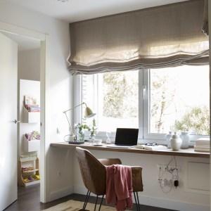 Estudio Interiorismo en un piso de Sarrià