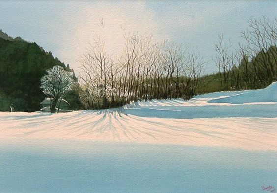 winter Abe Toshiyuki