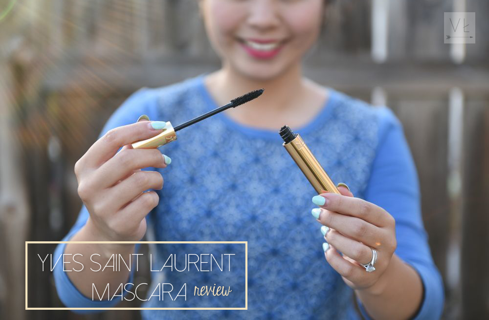 YSL Mascara Product Review