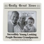 Really Great News Photo Frame