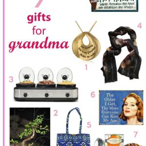 List of Best Mother's Day Gift Ideas for Grandma