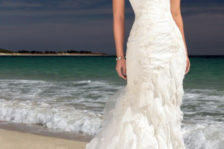 top 10 2013 wedding dress style mermaid 2