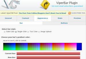 viperbar wordpress