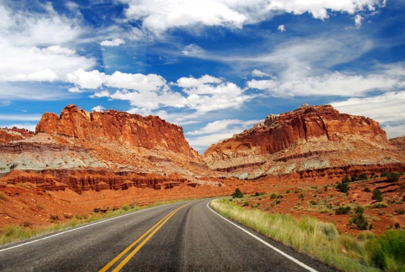 Les canyons de l'Ouest Américain, USA