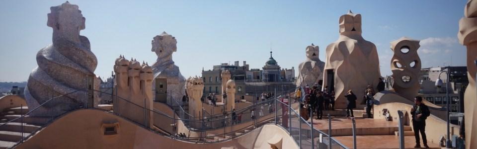 Barcelona và thế giới diệu kỳ của Gaudi