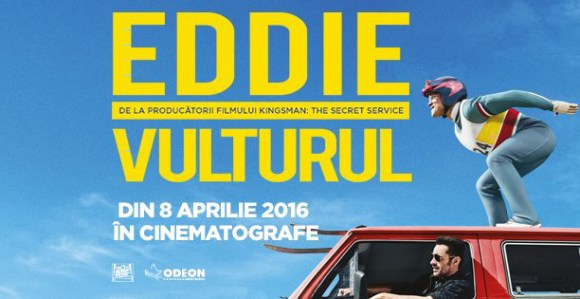 """Eddie the Eagle"", sportivul atipic cu spirit de olimpic"