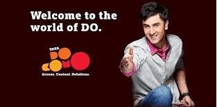How to take balance loan in tata Docomo sim
