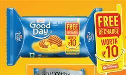 britannia goodday recharge offer