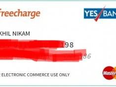 freecharge go master card free virtual credit card