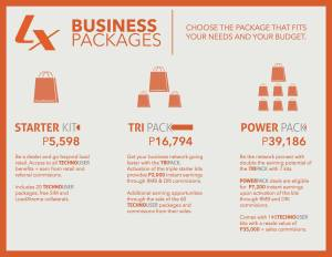 VMobile LoadXtreme Dealer Packages