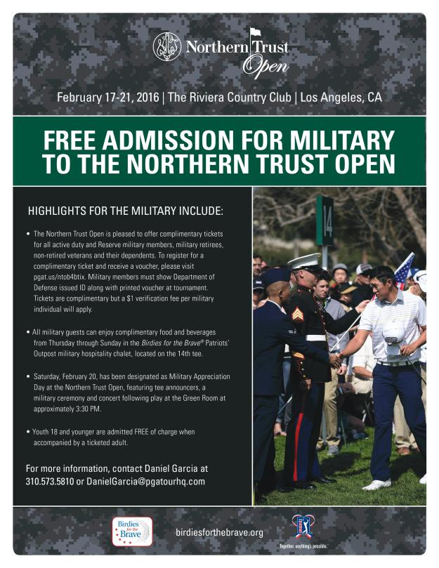 military flyer Feb 20