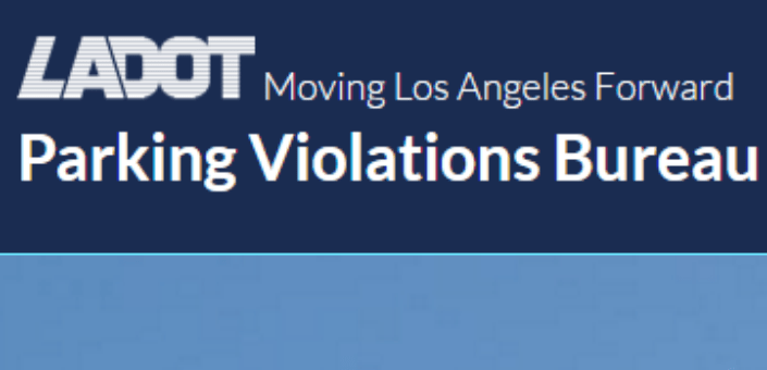 City Of Los Angeles Parking Violation >> Los Angeles Department of Transportation (LADOT) | Van Nuys Neighborhood Council
