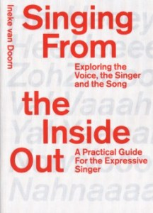 Singing from the Inside Out - the book by Ineke van Doorn