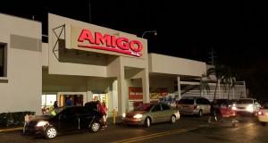 Supermercado Amigo.