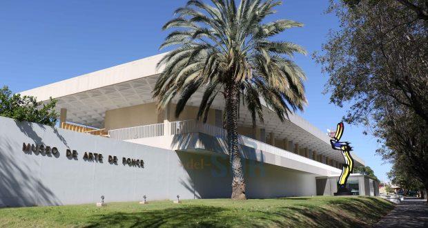 El Museo de Arte de Ponce alberga importantes pinturas de Puerto Rico y otros países.