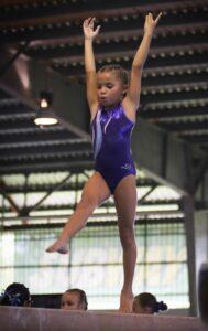 Más de 300 atletas de gimnasia artística de categorías infantil y juvenil participarán este fin de semana en la Quinta Copa Club de Gimnasia Albergue Olímpico