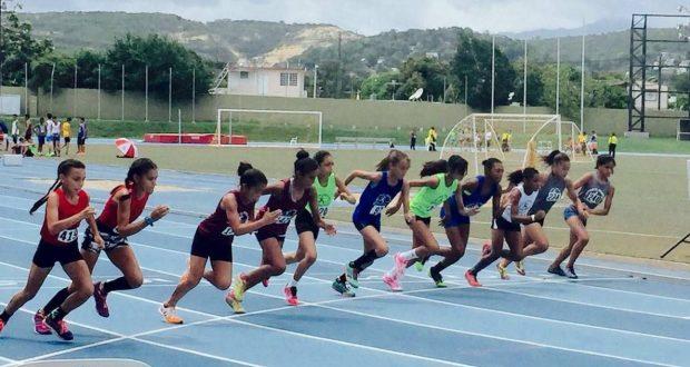Atletas escolares de toda la Isla se dieron cita en Ponce para el Festival Deportivo Mc'Donalds.