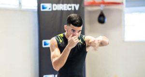 Rubén O'Neill Mass formará parte del cartel DirecTV Boxing Nights: Guerra en el oeste a celebrarse el sábado 25 en Mayagüez.