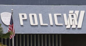 Comandancia de la Policía.