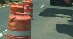 La rehabilitación de la vía está a cargo del Departamento de Transportación y Obras Públicas.