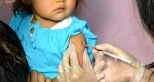 Se recomienda llevar el registro de vacunas de los niños.
